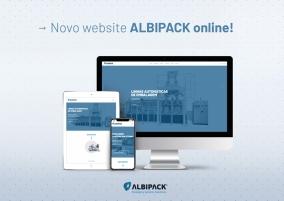 ALBIPACK RENOVA O SEU SITE