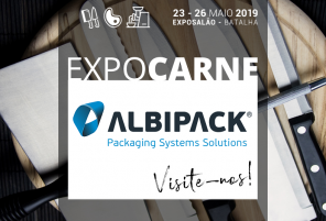 ALBIPACK will be back at EXPOCARNE 2019