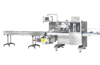 Automatic Flow-Pack Machine TUCANO