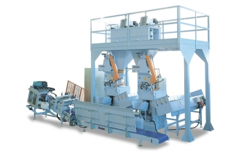 Automatic Valve Bag Filler Machine
