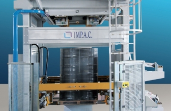 Pallet Hooding Machine IMP.A.C. STRETCH APT