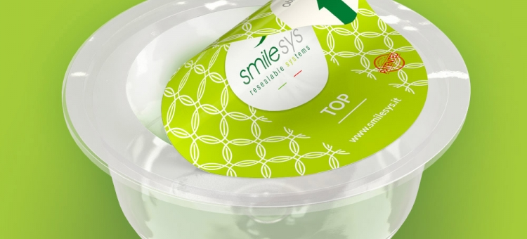 System of open and re-closure Smile TOP