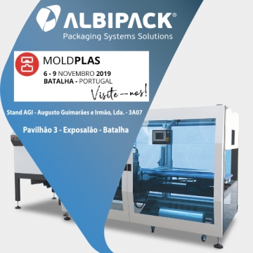 ALBIPACK at trade fair MOLDPLÁS