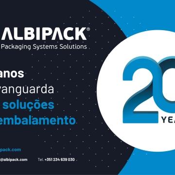 Albipack celebrates its 20th anniversary