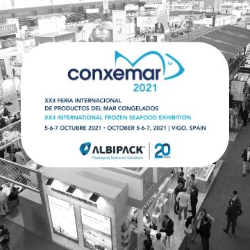 Albipack will be present at CONXEMAR in Vigo