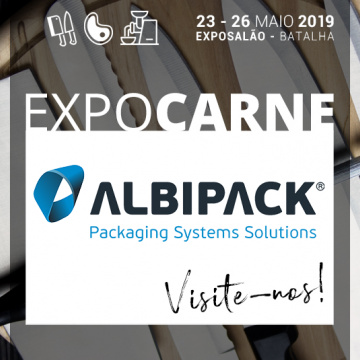 ALBIPACK will be back at EXPOCARNE
