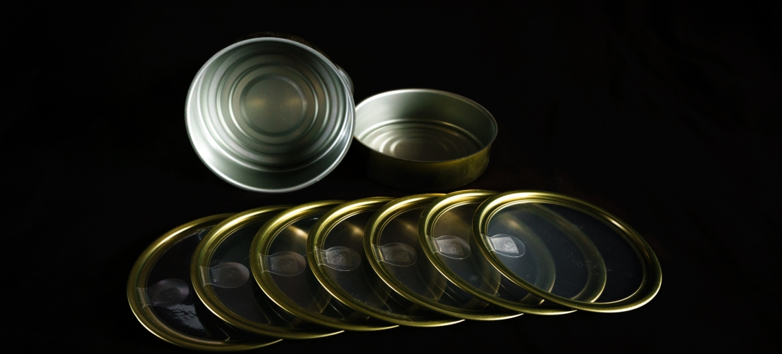 NEW CANPEEL®️ TIN CAN LIDS