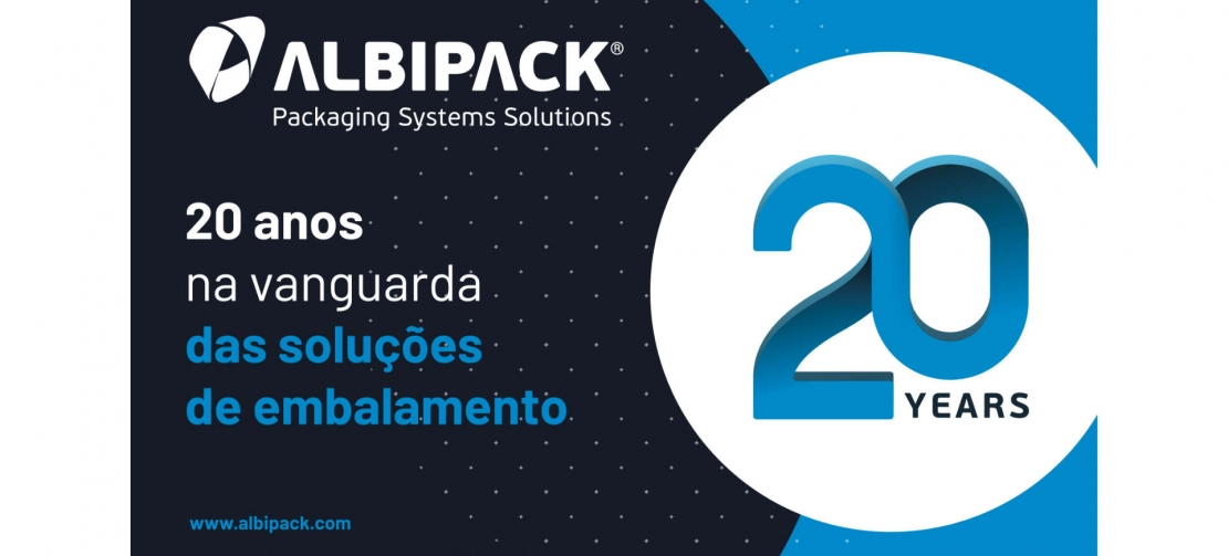 Albipack celebrates its 20th anniversary